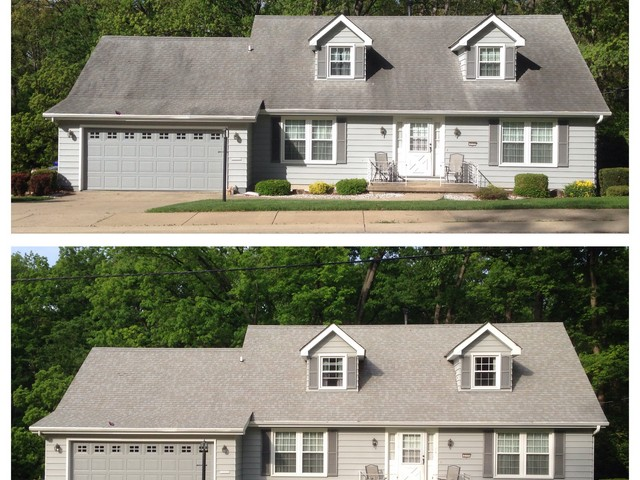 Champaign Pressure Washing Roof Cleaning Champaign Il