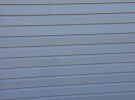 clean softwashed vinyl siding